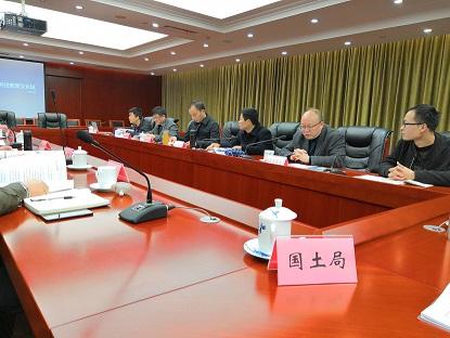 公司组织召开中国石城未来科技教育文化城等项目评估会